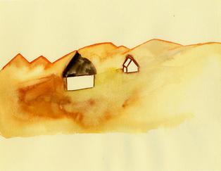 ふたつの家